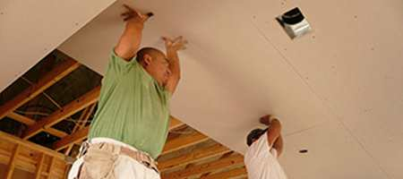 Drywall and Ceiling Tile Installers, and Tapers