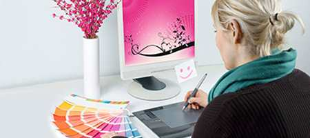 Multimedia artists and animators career information for Grafik design job